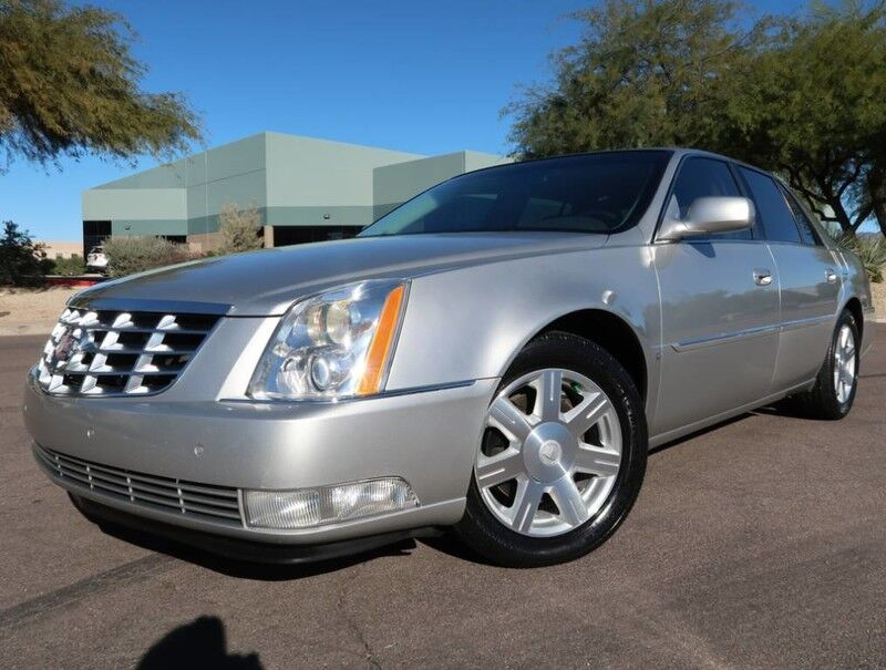2007 Cadillac DTS Luxury Scottsdale AZ