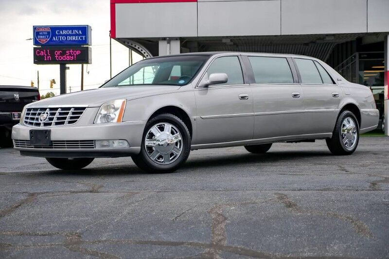 2007 Cadillac DTS Professional (fleet-only) 6 Passenger LIMO **Low Miles**