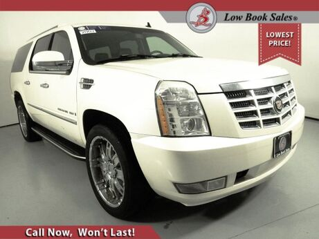 2007_Cadillac_ESCALADE ESV__ Salt Lake City UT