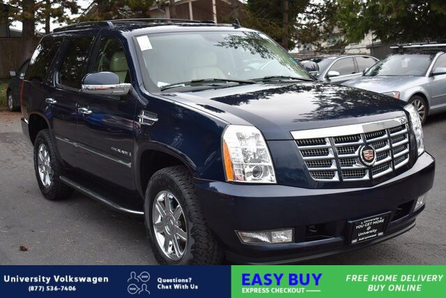 2007 Cadillac Escalade Base Seattle WA