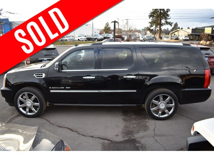 2007 Cadillac Escalade ESV AWD 4dr Bend OR