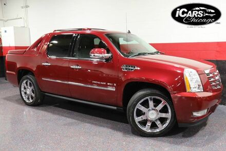 2007_Cadillac_Escalade EXT_4dr Pick Up Truck_ Chicago IL