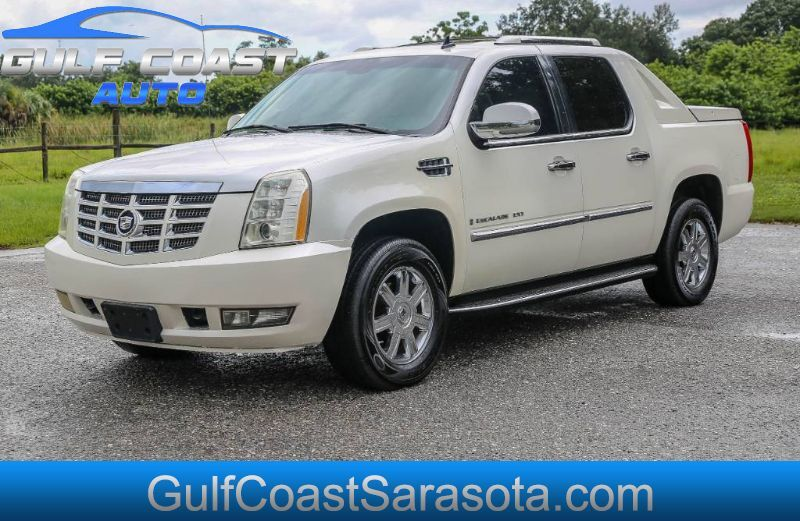 2007 Cadillac Escalade EXT NAVI LEATHER COLD AC SERVICED SUNROOF TRUCK