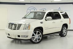 2007 Cadillac Escalade Navigation Sunroof Captain Seating 22 Wheels