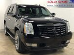 2007 Cadillac Escalade TV ENTERTAINMENT SUNROOF LEATHER HEATED AND COOLED SEATS QUAD BUCKET SEATS