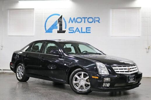 2007 Cadillac STS 1 Owner Schaumburg IL