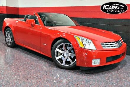 2007_Cadillac_XLR_Limited Edition 2dr Convertible_ Chicago IL