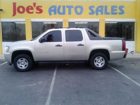 2007_Chevrolet_Avalanche_LS 4WD_ Indianapolis IN