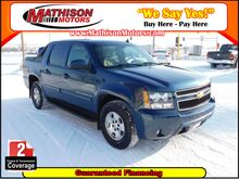 2007_Chevrolet_Avalanche_LT 1500_ Clearwater MN