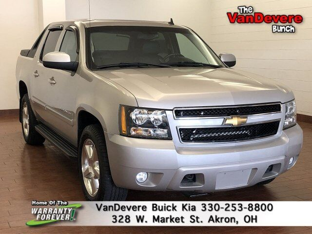 2007 Chevrolet Avalanche LT w/3LT Akron OH