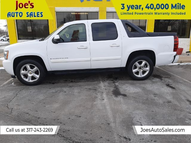 2007 Chevrolet Avalanche LT1 4WD Indianapolis IN