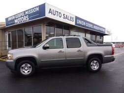 2007_Chevrolet_Avalanche_LT1 4WD_ Spokane Valley WA