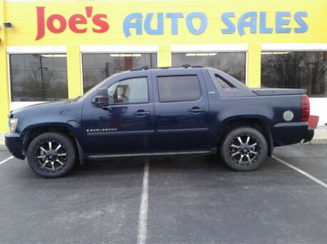 2007_Chevrolet_Avalanche_LTZ 4WD_ Indianapolis IN