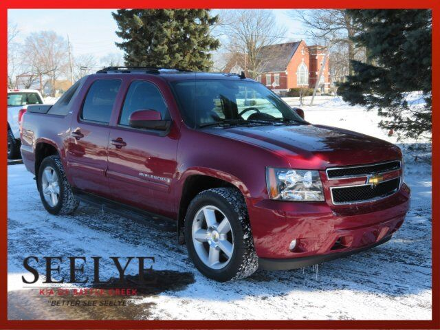 2007 Chevrolet Avalanche LTZ Battle Creek MI