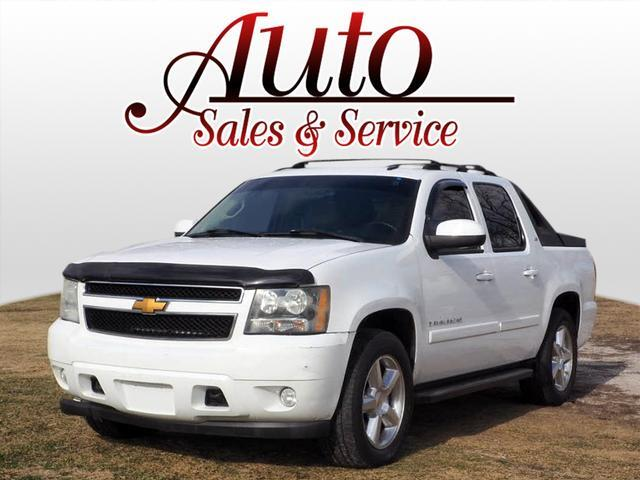 2007 Chevrolet Avalanche LTZ Indianapolis IN