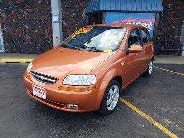 2007_Chevrolet_Aveo5_LS_ Saint Joseph MO
