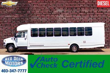2007_Chevrolet_CC5500_34 Passenger Bus Diesel TV_ Red Deer AB