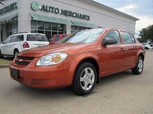 2007_Chevrolet_Cobalt_LS Sedan 5-SPEED MANUAL, AM/FM/CD/AUX INPUT_ Plano TX