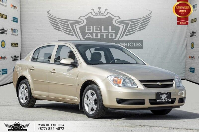 2007 Chevrolet Cobalt LT w/1SA, NO ACCIDENT, CRUISE CNTRL, PWR MIRRORS & WINDOWS Toronto ON