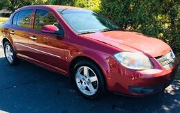 2007_Chevrolet_Cobalt_LTZ Sedan_ Richmond IN