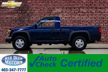 2007_Chevrolet_Colorado_4x4 Reg Cab LT_ Red Deer AB
