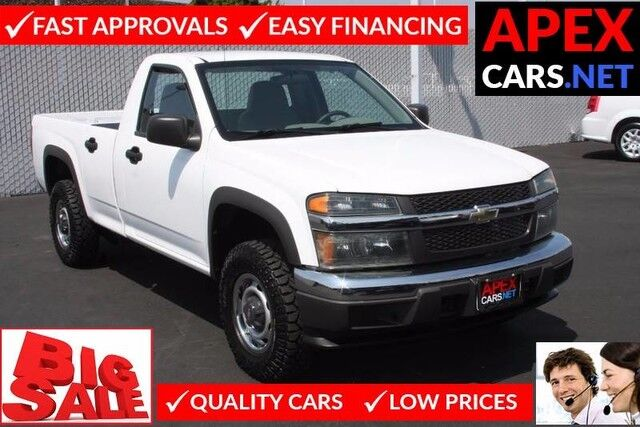 2007 Chevrolet Colorado LS Fremont CA