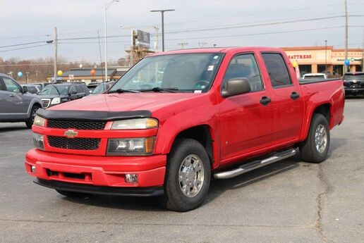 2007 Chevrolet Colorado LT w/3LT Fort Wayne Auburn and Kendallville IN
