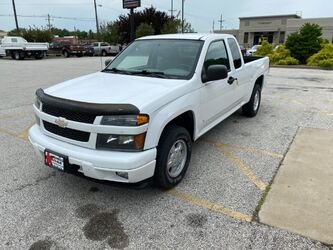 Chevrolet Colorado LT1 Ext. Cab 2WD 2007