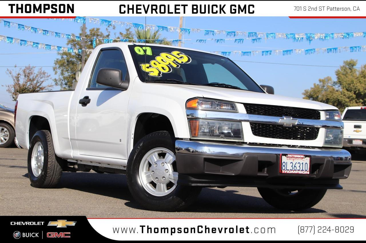 2007 Chevrolet Colorado Regular Cab Ls Pickup  6 Ft