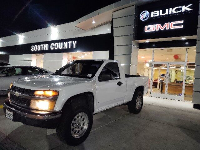 2007 Chevrolet Colorado Work Truck San Diego County CA