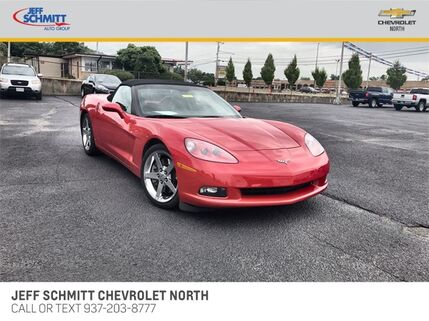2007_Chevrolet_Corvette__ Dayton area OH