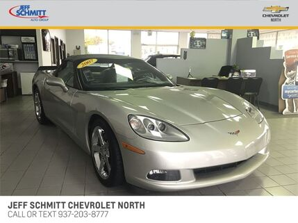 2007_Chevrolet_Corvette__ Dayton area OH