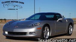 2007_Chevrolet_Corvette__ Lubbock TX
