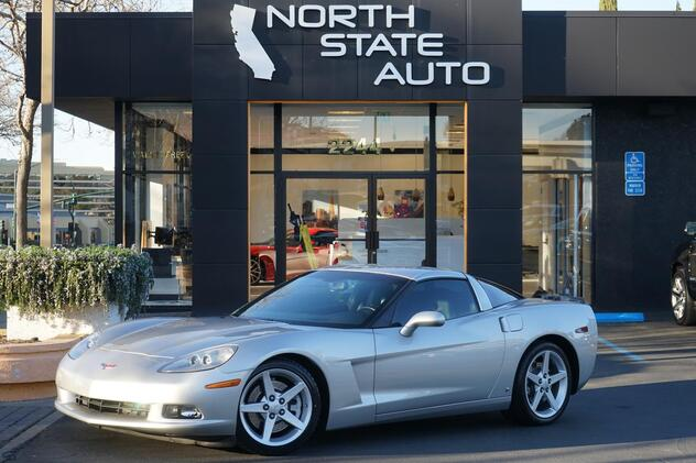 2007_Chevrolet_Corvette__ Walnut Creek CA