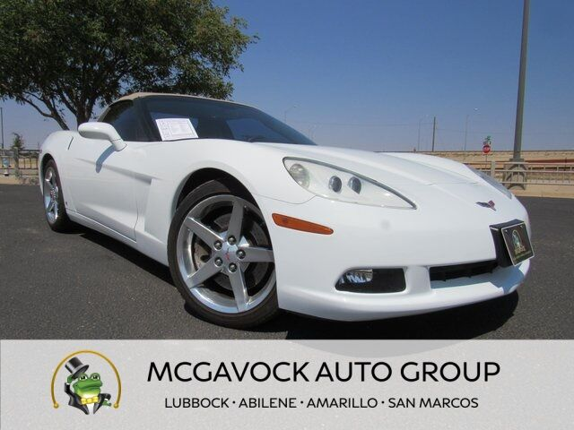 2007 Chevrolet Corvette Base Lubbock TX
