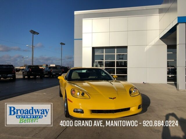 2007 Chevrolet Corvette Base Manitowoc WI