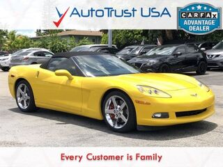 Chevrolet Corvette Base 2007