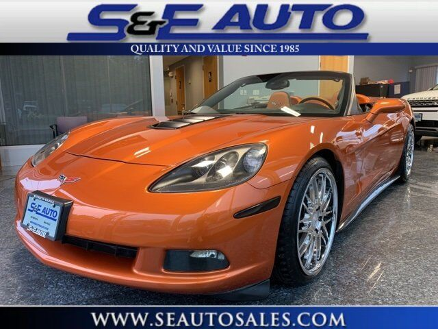 2007 Chevrolet Corvette Base Weymouth MA