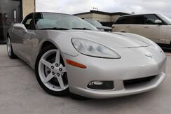 2007_Chevrolet_Corvette CLEAN CARFAX GLASS TOP__ Houston TX