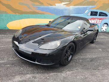 2007_Chevrolet_Corvette_Convertible LT2_ Saint Joseph MO