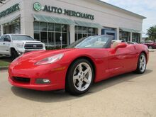 2007_Chevrolet_Corvette_Convertible LT2,Leather Seats,Head Up Display,Navigation System,Smart Key_ Plano TX