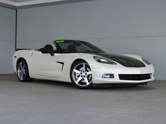 2007 Chevrolet Corvette Convertible Merriam KS