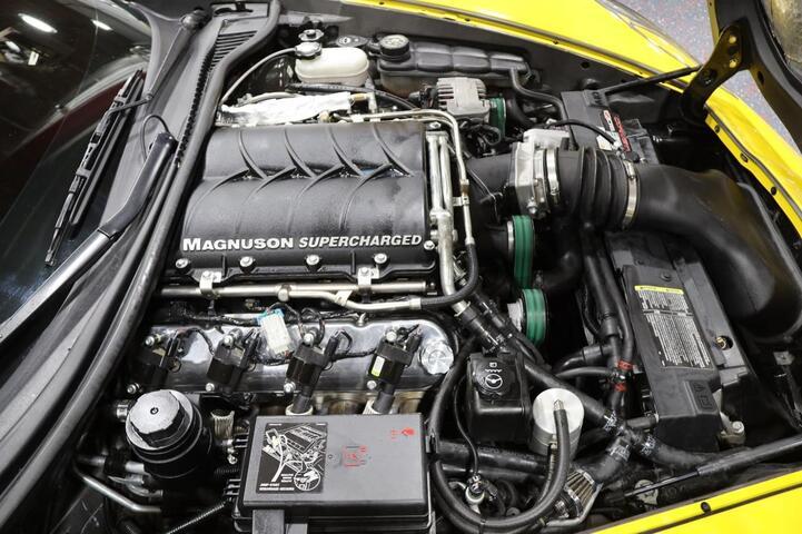2007 Chevrolet Corvette Z06 2LZ Magnuson Supercharged 2dr Coupe Chicago IL