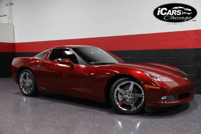 2007 Chevrolet Corvette w/3LT 2dr Coupe Chicago IL