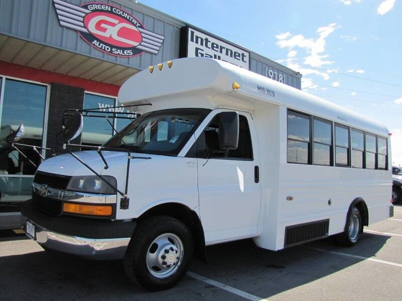 2007 Chevrolet Express 3500 Bus Wheelchair Accessible