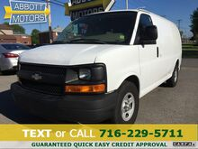 2007_Chevrolet_Express Cargo Van_w/Low Miles_ Buffalo NY