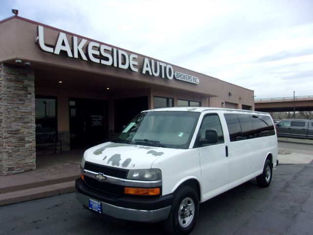 2007 Chevrolet Express LS 3500 Extended Colorado Springs CO