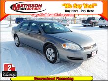 2007_Chevrolet_Impala_LS_ Clearwater MN