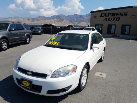 2007 Chevrolet Impala LTZ North Logan UT