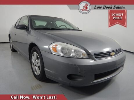 2007_Chevrolet_MONTE CARLO_LT_ Salt Lake City UT